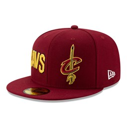 59FIFTY – 100 Year – Cleveland Cavaliers – Rot