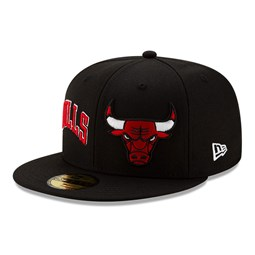 59FIFTY – 100 Year – Chicago Bulls – Schwarz