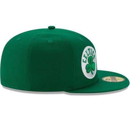 Boston Celtics 100 Year Green 59FIFTY Cap