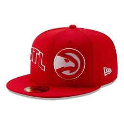 59FIFTY – 100 Year – Atlanta Hawks – Rot