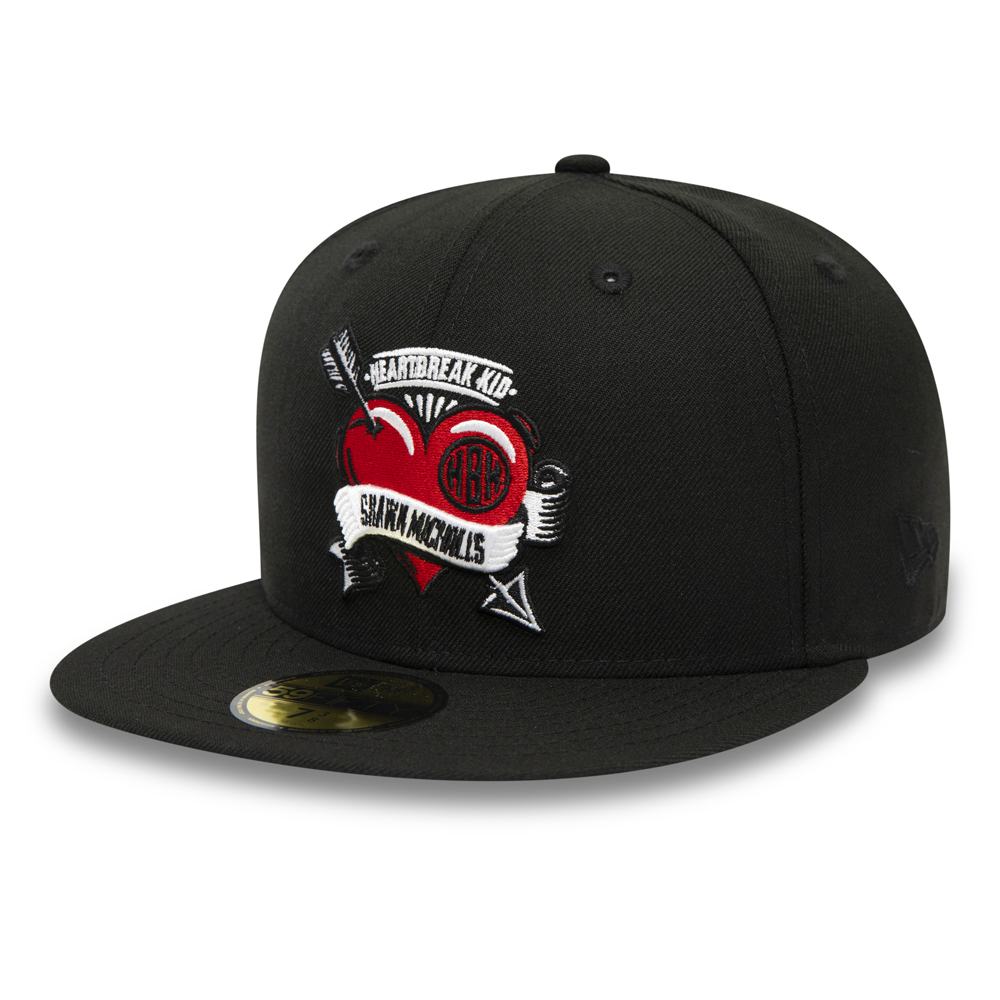 Cappellino 59FIFTY WWE Shawn Michaels nero