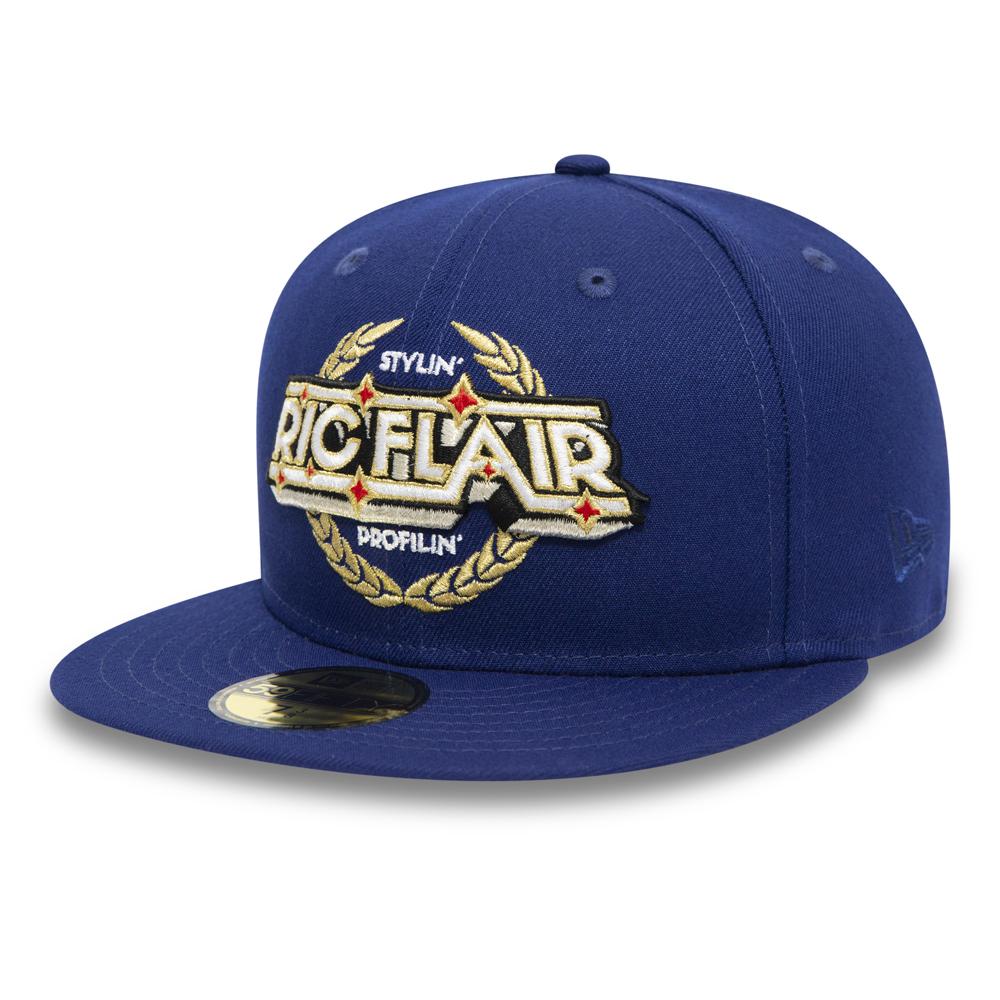Cappellino 59FIFTY WWE Ric Flair blu