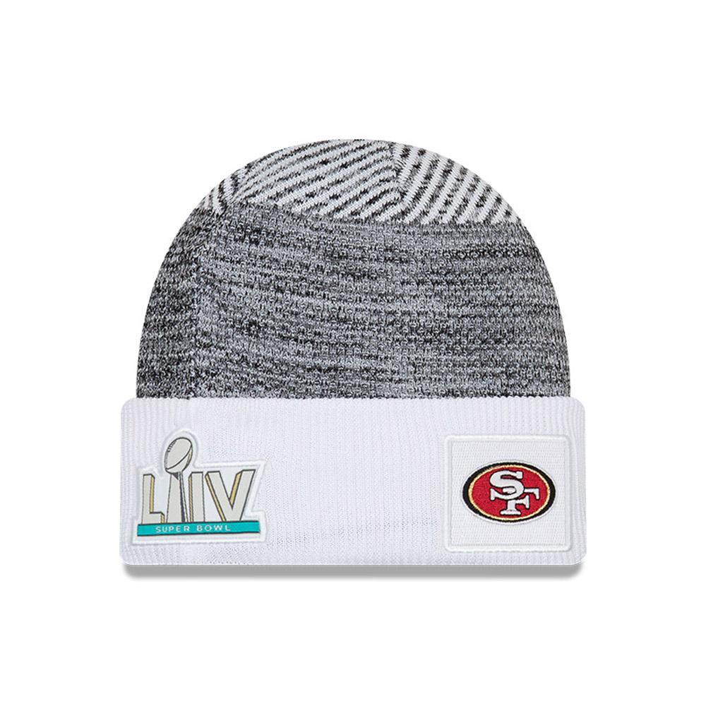 Berretto di maglia Super Bowl 2020 Sideline dei San Francisco 49ERS