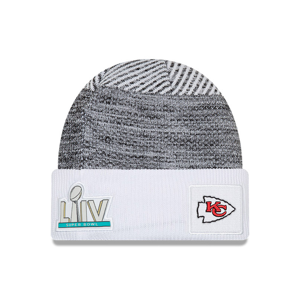 Kansas City Chiefs Super Bowl 2020 Sideline Knit