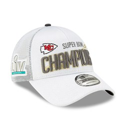 Kansas City Chiefs Super Bowl 2020 Winners 9FORTY Cap