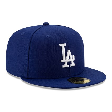 Los Angeles Dodgers MLB 100 Blue 59FIFTY Cap