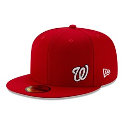 Washington Nationals Team Colour Flawless 59FIFTY Fitted Cap