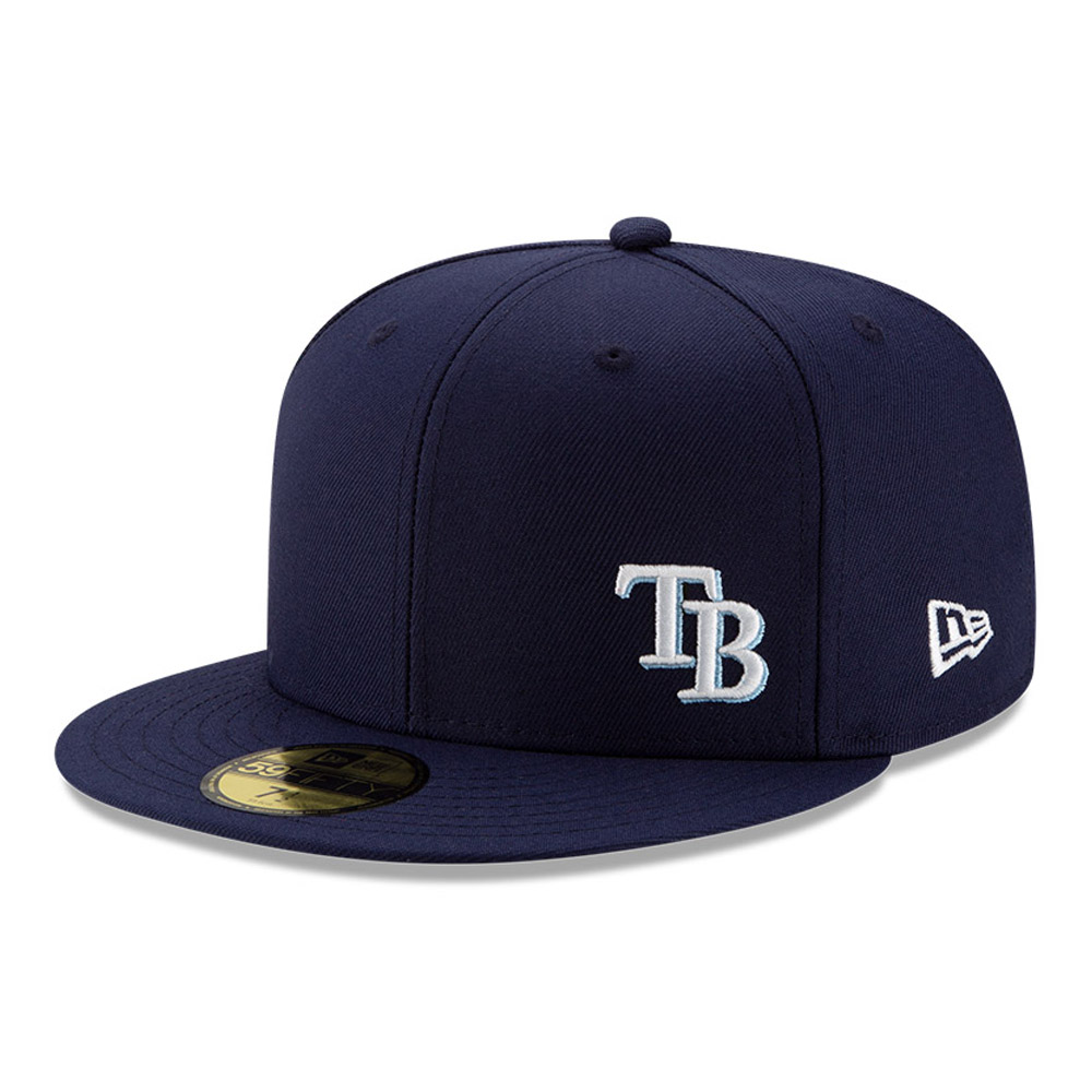 Tampa Bay Rays Team Colour Flawless 59FIFTY Fitted Cap