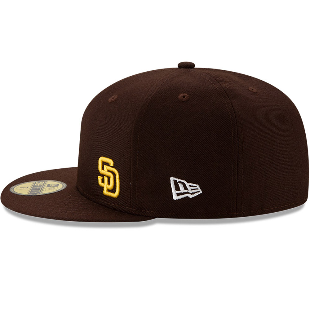 San Diego Padres Team Colour Flawless 59FIFTY Fitted Cap
