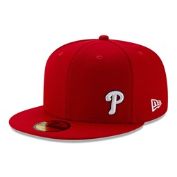 Philadelphia Phillies Team Colour Flawless 59FIFTY Fitted Cap