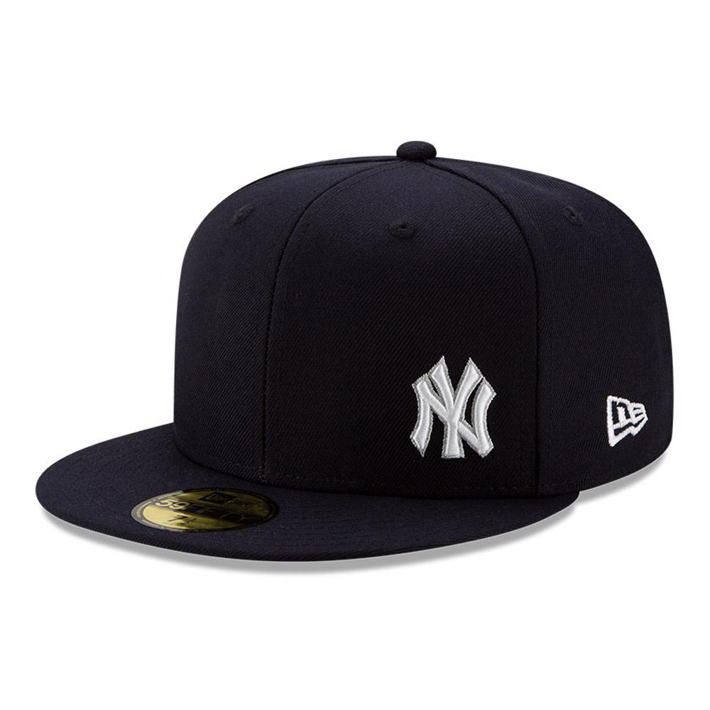 Casquette 59FIFTY ajustée couleur flawless de l'équipe des New York Yankees