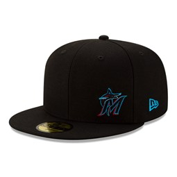 Miami Marlins Team Colour Flawless 59FIFTY Fitted Cap