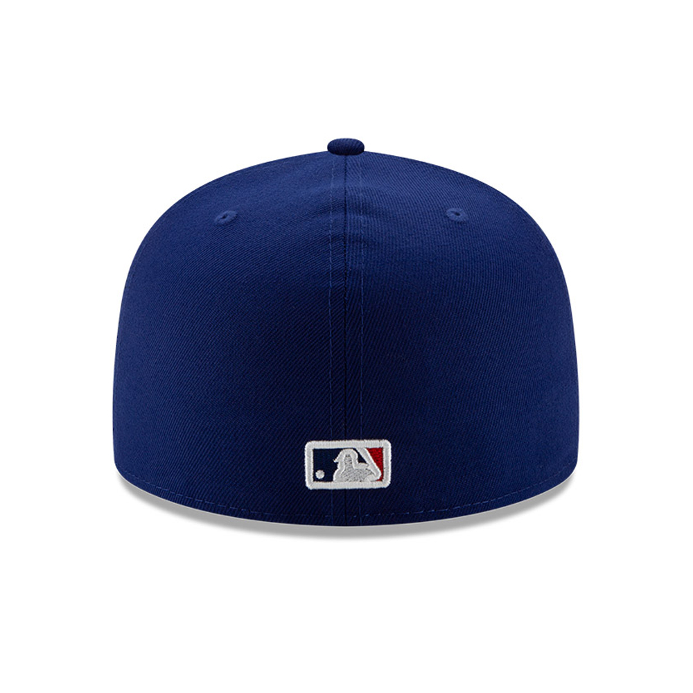Los Angeles Dodgers Team Colour Flawless 59FIFTY Fitted Cap