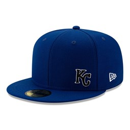 Kansas City Royals Team Colour Flawless 59FIFTY Fitted Cap