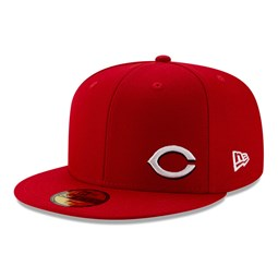 Cincinnati Reds Team Colour Flawless 59FIFTY Fitted Cap