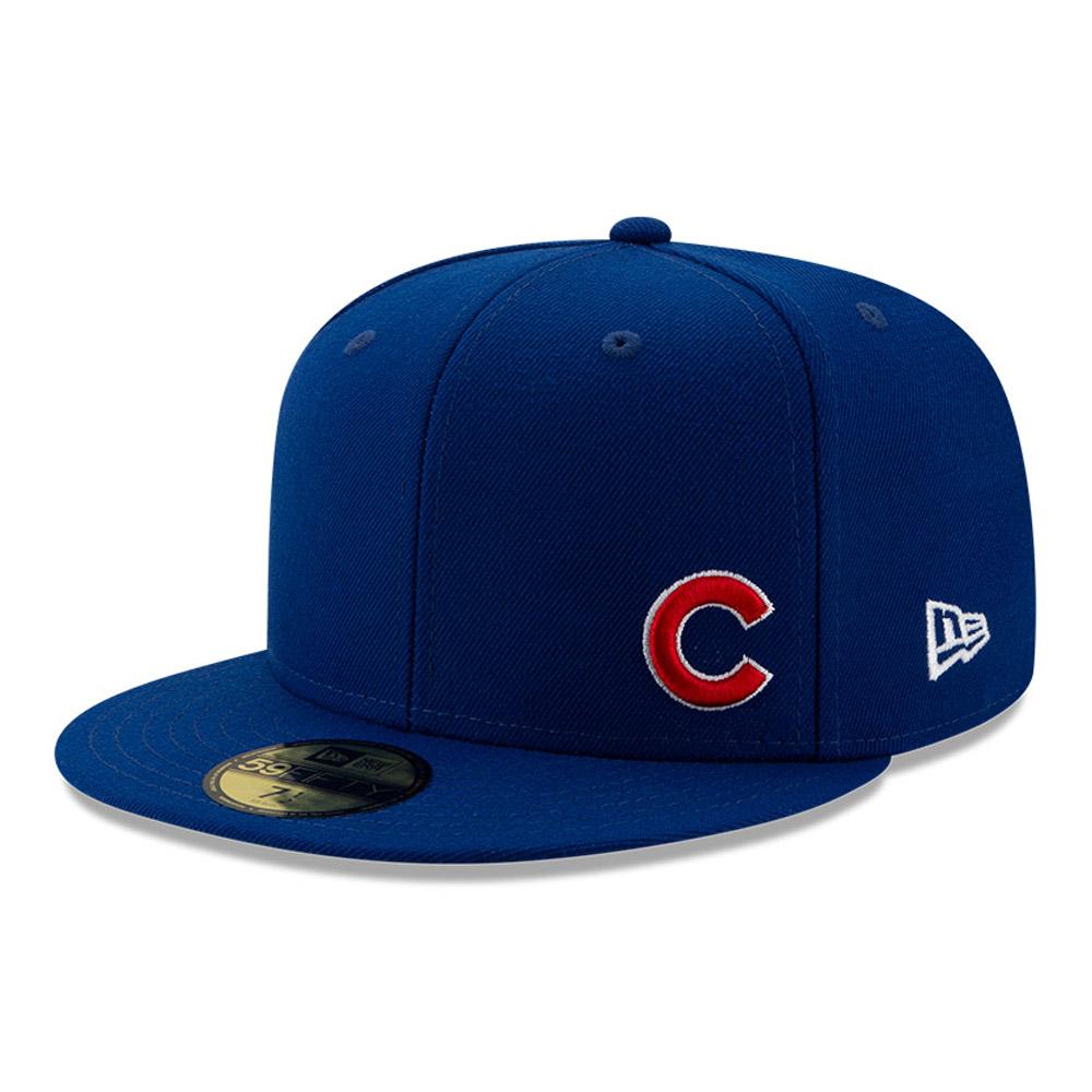 Casquette 59FIFTY ajustée couleur flawless de l'équipe des Chicago Cubs