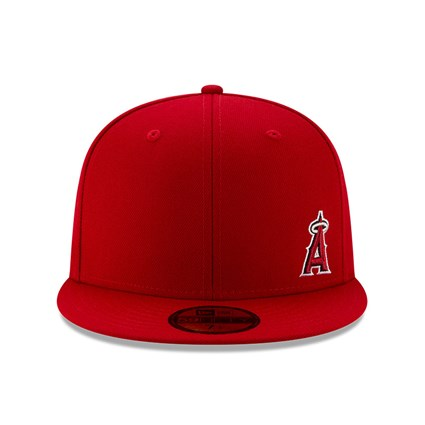 Los Angeles Angels Team Colour Flawless 59FIFTY Fitted Cap