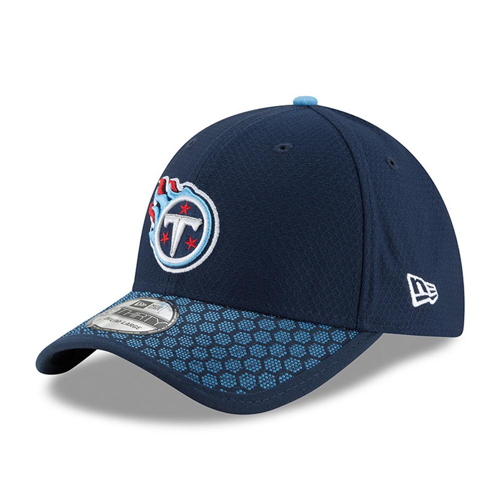 39THIRTY – Tennessee Titans – 2017 Sideline, Marineblau