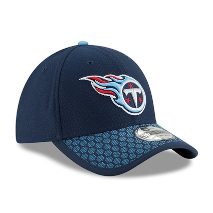 Tennessee Titans 2017 Sideline Navy 39THIRTY