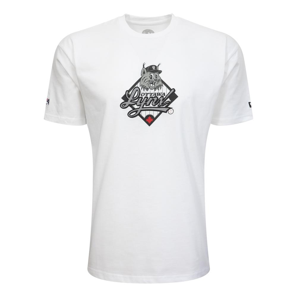 Camiseta Ottowa Lynx, blanco
