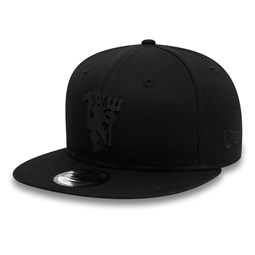 Cappellino Manchester United All Black 9FIFTY