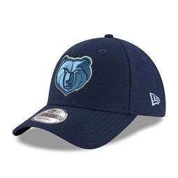 Memphis Grizzlies League Navy 9FORTY Cap