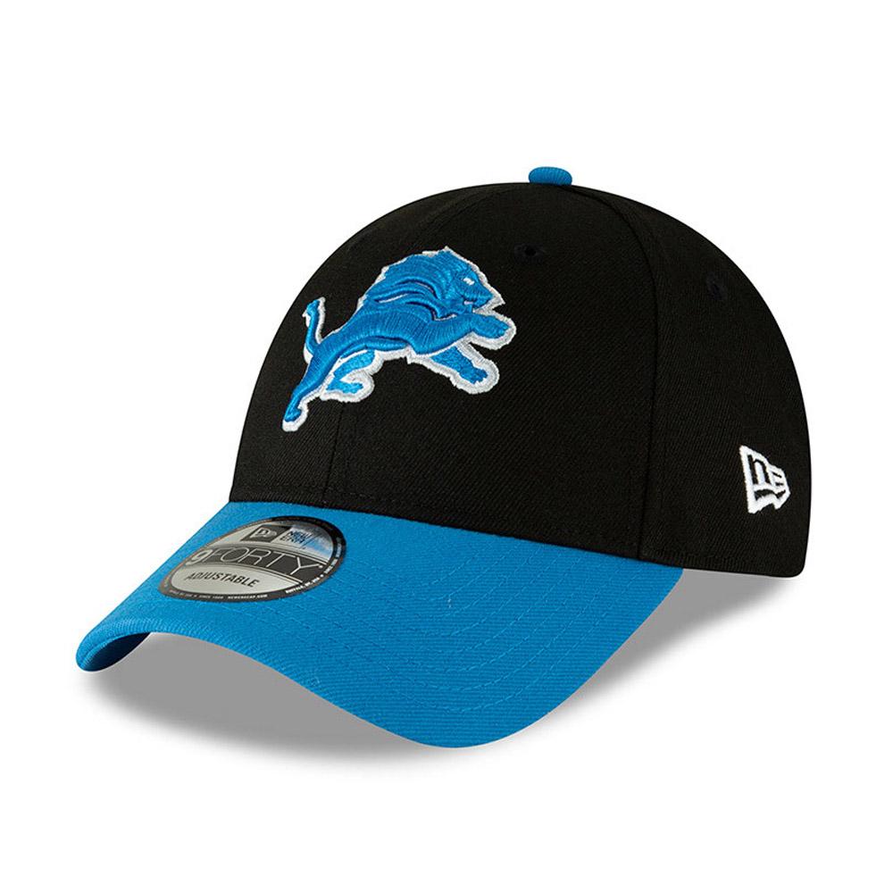 9FORTY – League – Detroit Lions – Kappe mit farblich abgesetztem Schirm
