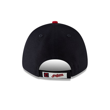 Cleveland Indians Contrast Visor League Navy 9FORTY Cap
