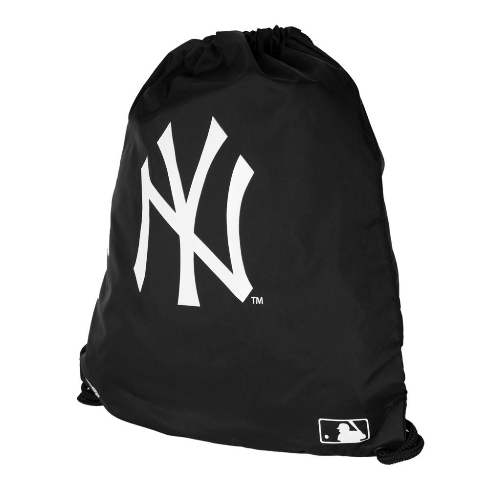 Sacca da palestra New York Yankees nera