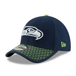 Seattle Seahawks 2017 Sideline Navy 39THIRTY