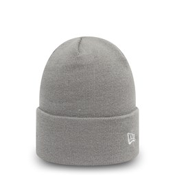 New Era Essential Cuff – Beanie in Grau