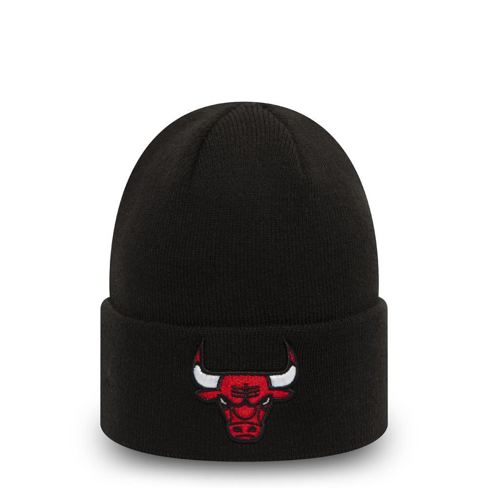 Berretto di maglia Chicago Bulls Essential Black
