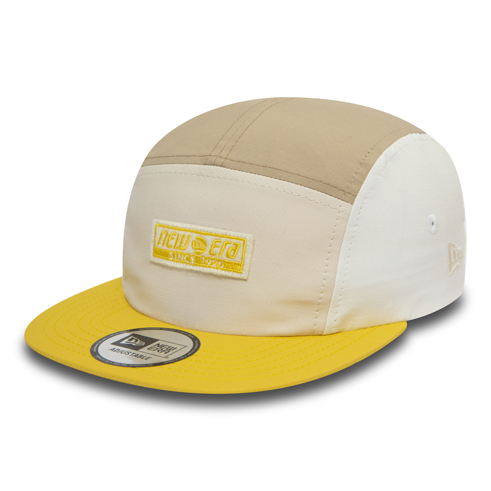 Camper New Era Colour Block, jaune