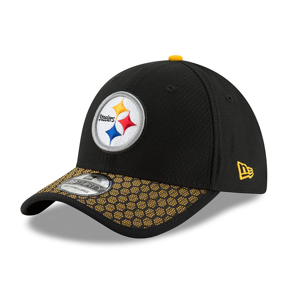 39THIRTY – Pittsburgh Steelers – 2017 Sideline, Schwarz