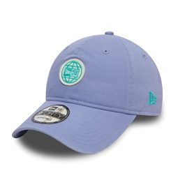 New Era Department Pastel Purple 9FORTY Cap