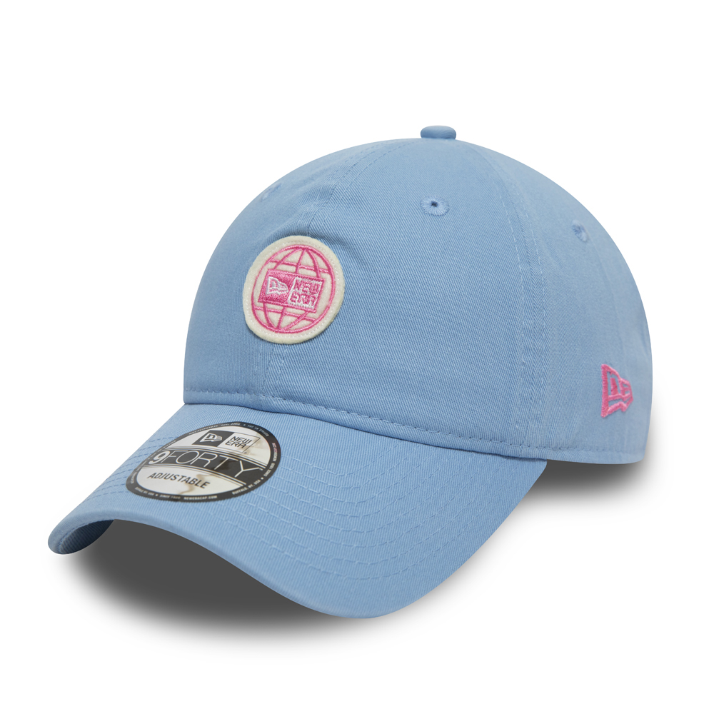 New Era Department Pastel Blue 9FORTY Cap