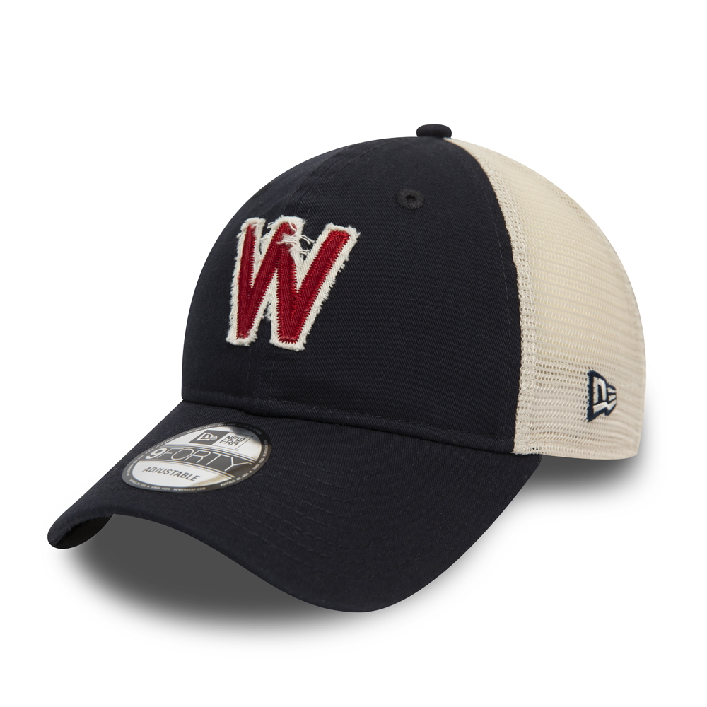 Washington Senators Blue 9FORTY Cap