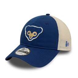 Chicago Cubs Blue 9FORTY Cap