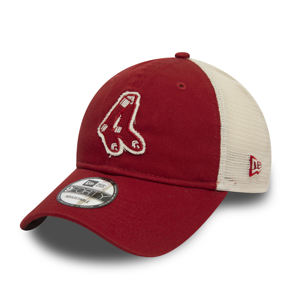 9FORTY-Kappe – Boston Red Sox – Rot