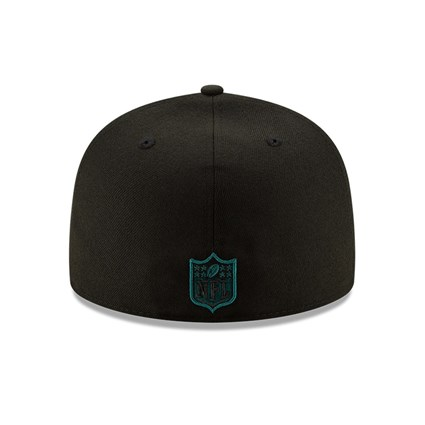 Philadelphia Eagles NFL20 Draft Black 59FIFTY Cap