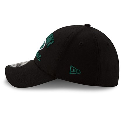 New York Jets NFL20 Draft Black 39THIRTY Cap
