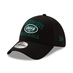 Gorra New York Jets NFL20 Draft 39THIRTY, negro