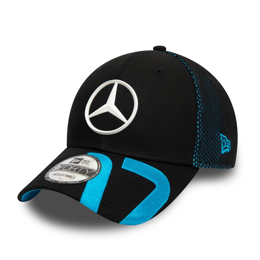 Casquette9FORTY Mercedes-Benz Formula E De Vries noire