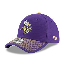 Minnesota Vikings 2017 Sideline Purple 39THIRTY