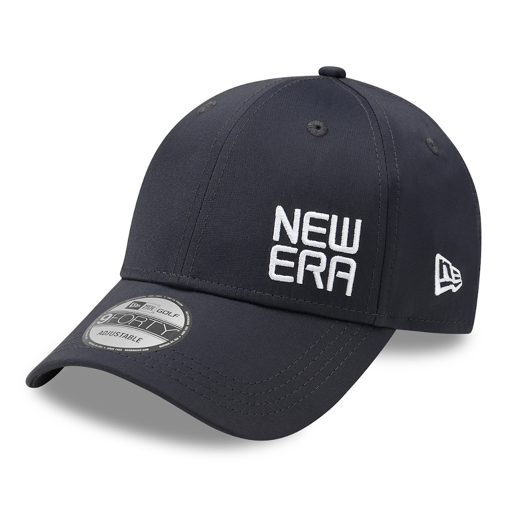 Casquette New Era Golf 9FORTY, bleu marine