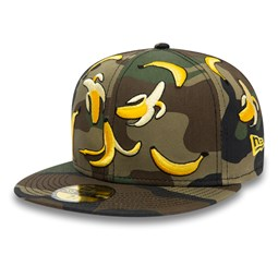 New Era Banana Camo 59FIFTY Cap