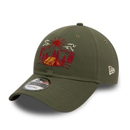 New Era Outdoors Khaki 9TWENTY Cap