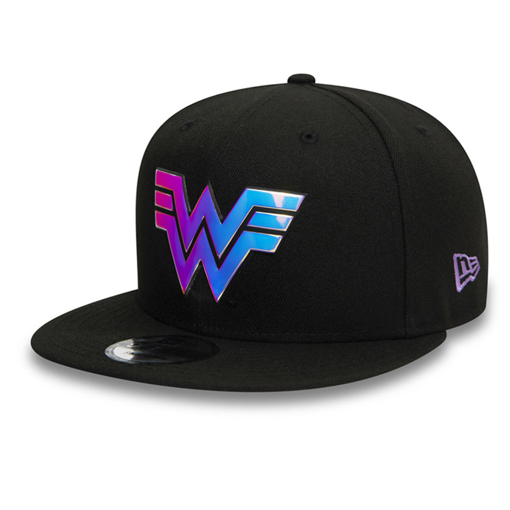 Wonder Woman Black 9FIFTY Cap