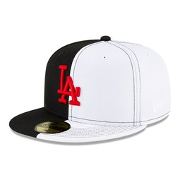Los Angeles Dodgers 100 Years Split Crown 59FIFTY Cap