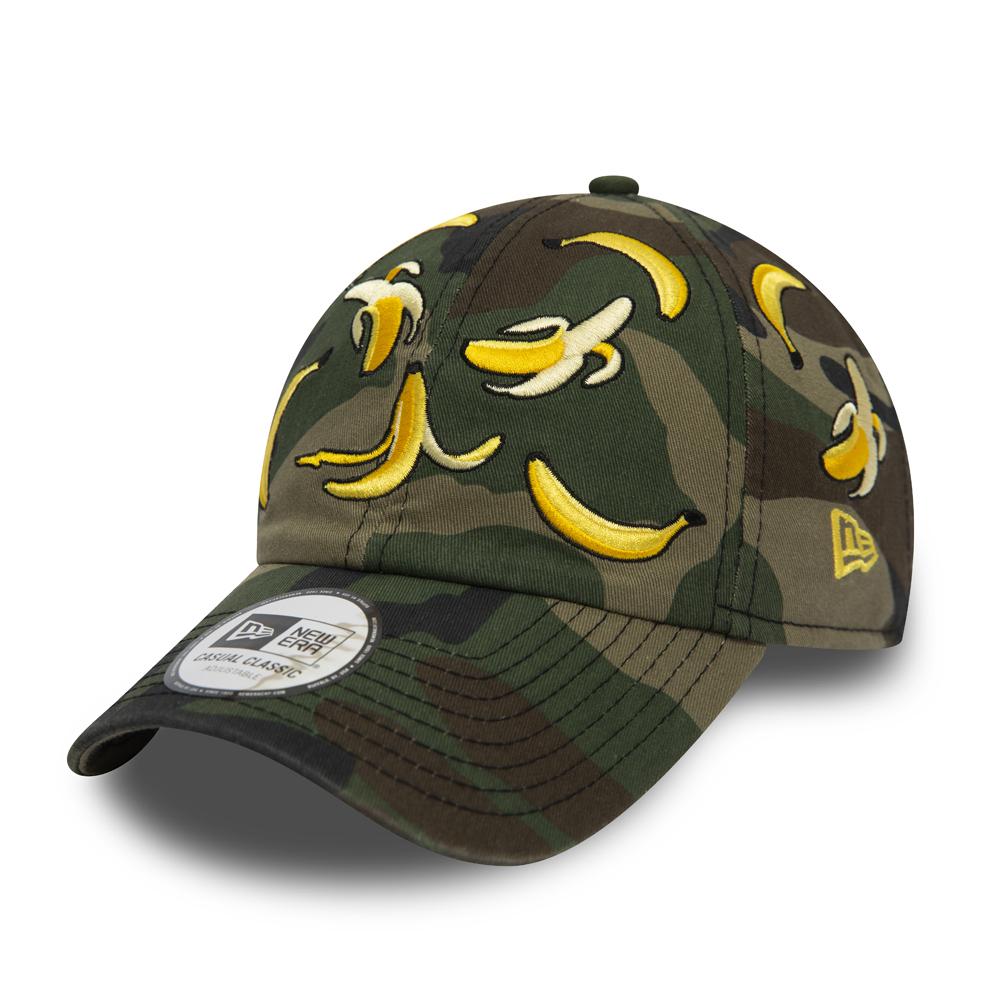 New Era – 9TWENTY – Kappe mit Bananen-Camouflagemuster